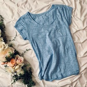 Blue T-shirt from loft